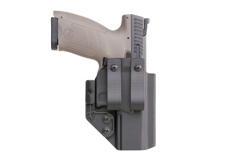 Red 1 USA CZ P10c IWB Holster